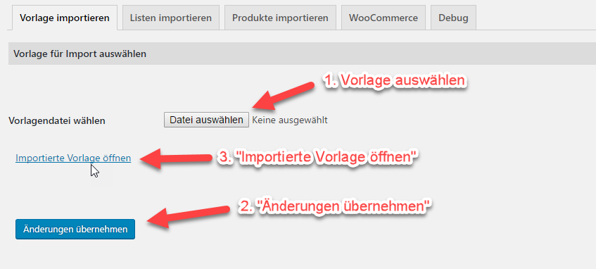 5. Was sind Vorlagen? › Affiliate Toolkit Dokumentation